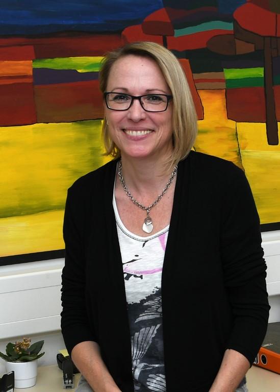 Konrektorin Birgit Lutz