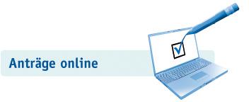 Anträge online
